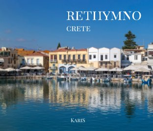 Rethymno book cover