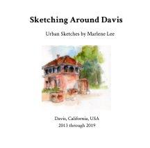 Sketching Around Davis book cover