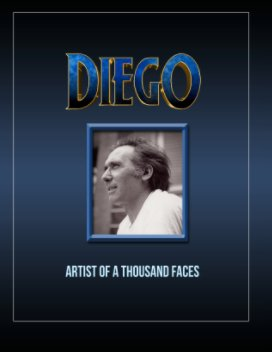 Diego book cover