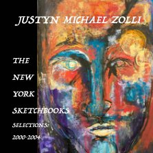 JUSTYN MICHAEL ZOLLI : The New York Sketchbooks book cover