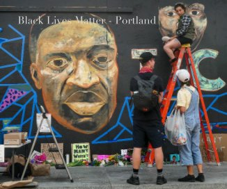 Black Lives Matter - Portland book cover
