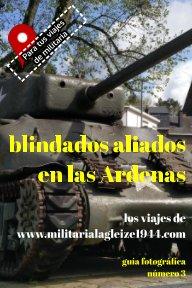 blindados aliados en las Ardenas book cover
