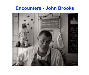 Encounters - John Brooks book cover