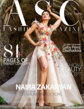 ASC Fashion Magazine AUGUST 2020 book cover