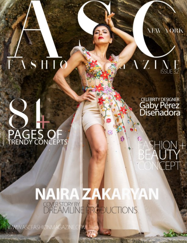 View ASC Fashion Magazine AUGUST 2020 by ASC PRODUCTIONS INC