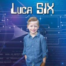 Luca Six book cover