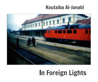 in foreign lights                 في أضواء غريبة book cover