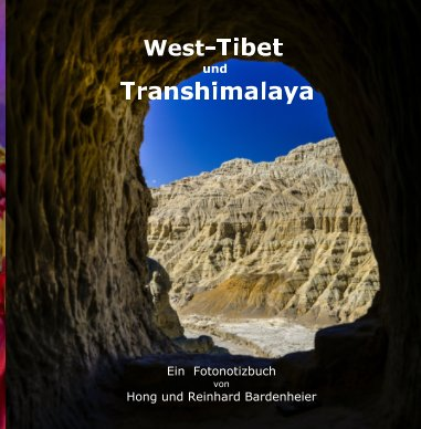 2016 Westtibet - Transhimalaya book cover