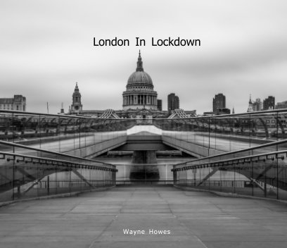 London In Lockdown book cover