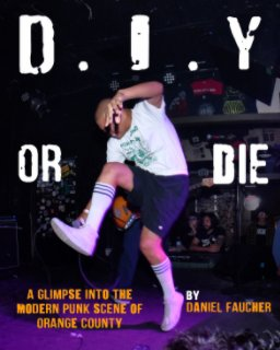 DIY or Die! book cover