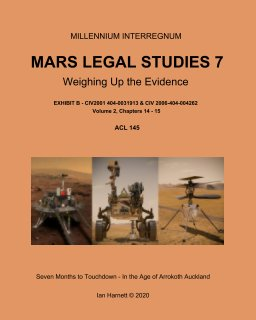 Mars Legal Studies 7 book cover