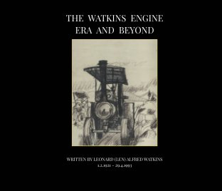 The Watkins Engine Era And Beyond book cover