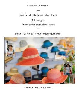 Souvenirs d'Allemagne book cover