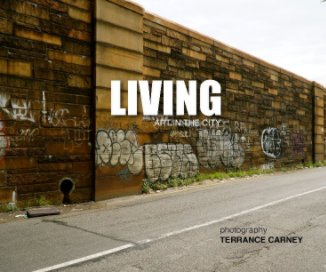 Living: Art in the City book cover