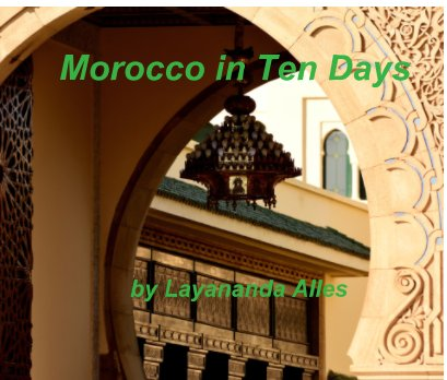Morocco book cover