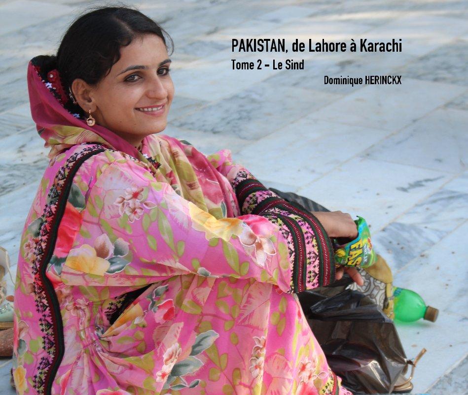 View PAKISTAN, de Lahore à Karachi by HERINCKX Dominique
