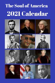 The Soul of America 2021 Calendar book cover