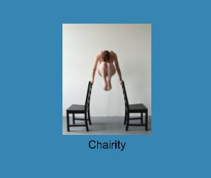 Chairity book cover