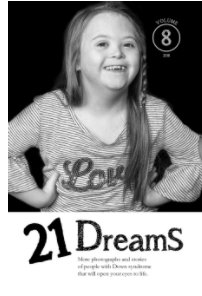 21 DreamS - stories that will open your eyes to life - Volume 8 book cover