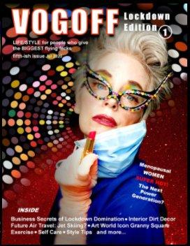 VOGOFF July 2020 - Lockdown Ed. 1 book cover