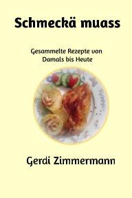 Schmeckä muass book cover