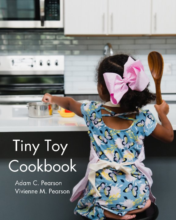 View Tiny Toy Cookbook by Adam Pearson, Vivienne Pearson