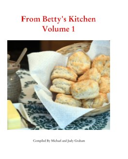 From Betty's Kitchen Volume 1 book cover
