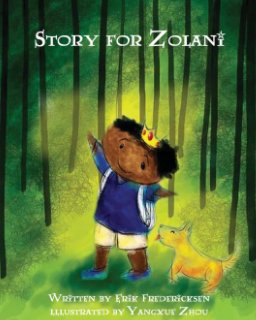 Story for Zolani book cover