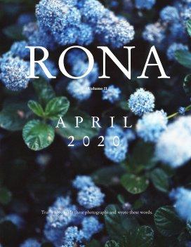 Rona Mag: April 2020 book cover