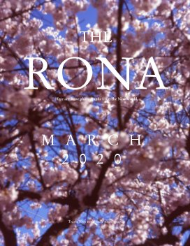 Rona Mag: March 2020 book cover