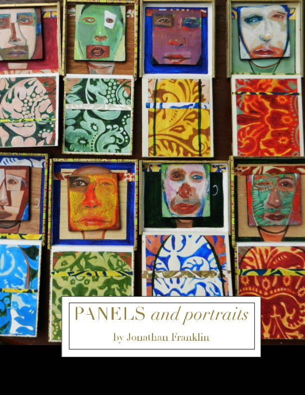 View Panels and Portraits by Jonathan Franklin