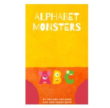 Alphabet Monsters book cover