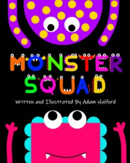Monster Squad book cover