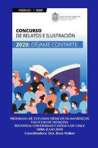Déjame Contarte 2020 book cover