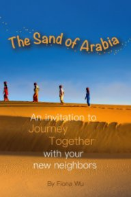 The Sand of Arabia (Large Print) book cover