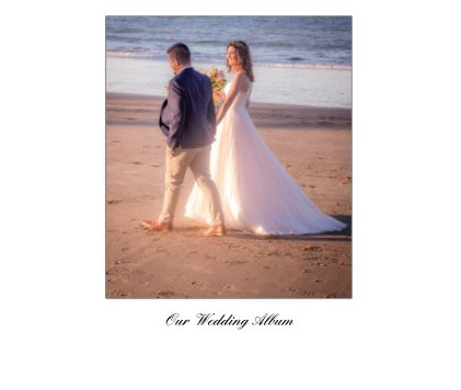 The Wedding Album of Naomi and Josh Young book cover