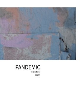Pandemic book cover