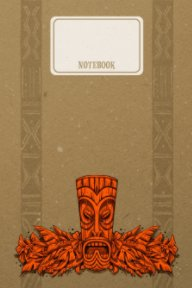 Notebook book cover