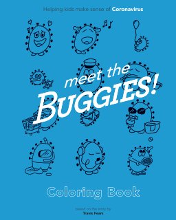 Meet the Buggies – Coloring Book book cover
