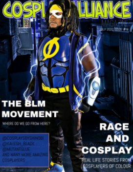 Cosplay Alliance BLM Issue #18 book cover