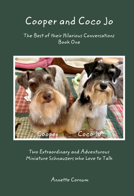Ver Cooper and Coco Jo: The Best of their Hilarious Conversations (Book One) por Annette Cornum
