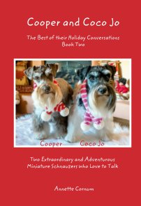 Cooper and Coco Jo: The Best of their  Holiday Conversations (Book Two) book cover