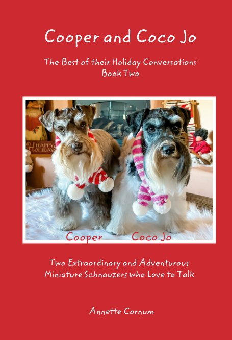 Ver Cooper and Coco Jo: The Best of their  Holiday Conversations (Book Two) por Annette Cornum