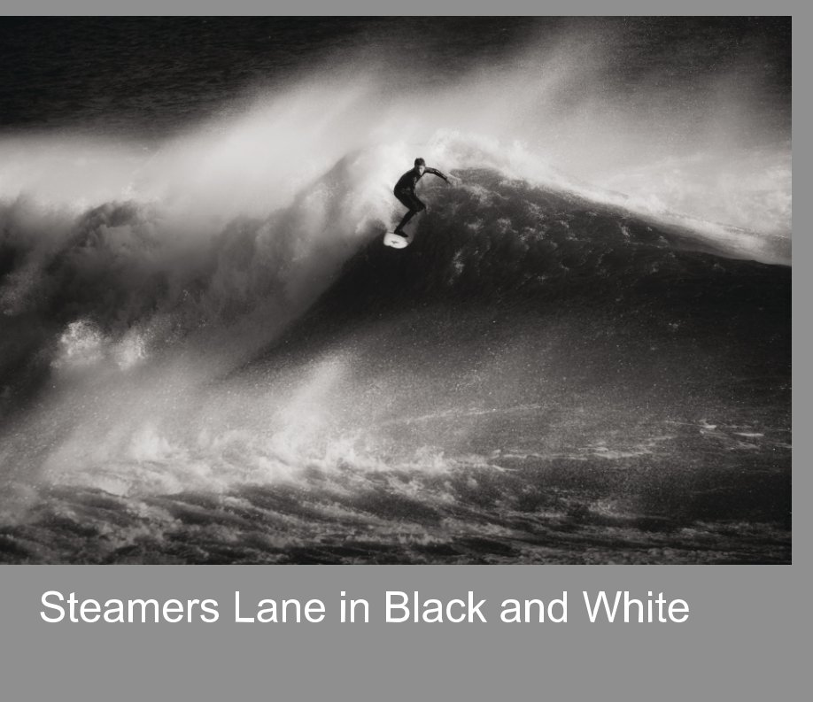 View Steamers Lane in Black and White by Neal E. Swanson MD.