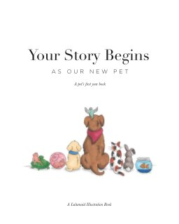 Your Story Begins book cover