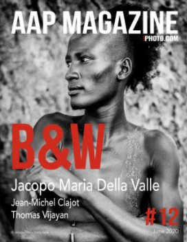AAP Magazine 12 Black and White book cover