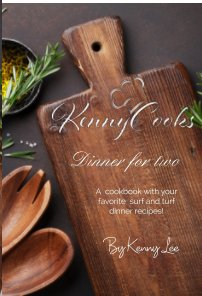 Kenny Cooks Dinner for Two book cover