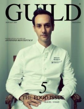 Guild Magazine book cover