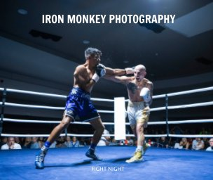 Iron Monkey Photography - Fight Night book cover