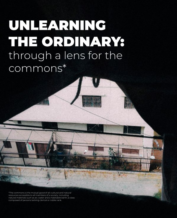 View Unlearning the Ordinary: through a lens for the commons by femLENS